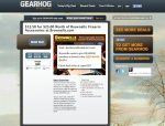 Groupon for Gunnies! GearHog.com!
