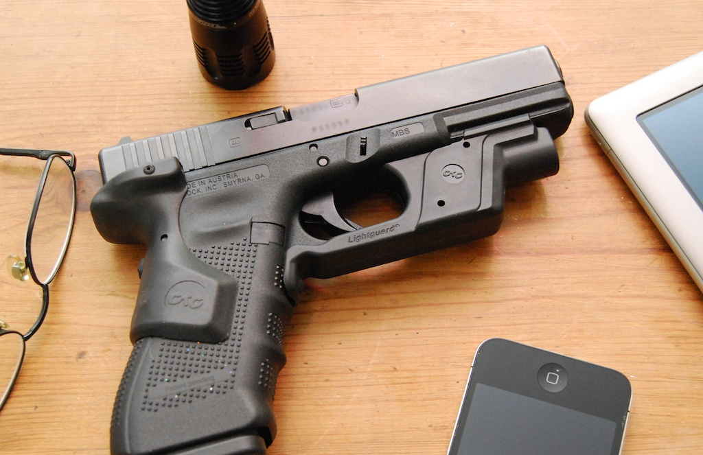 17 Best Images About Nightstand Plans On Pinterest: Nightstand Perfection? Glock + Crimson Trace Squared