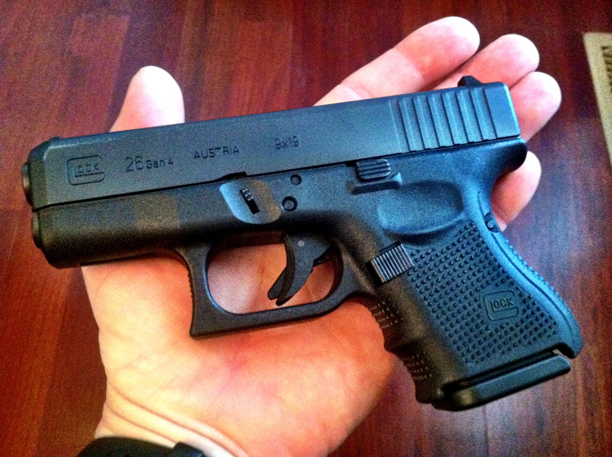 Gun Review Gaston S G I L F The Glock 26 Gen 4