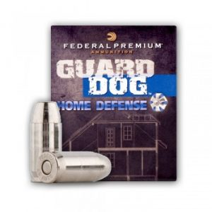 Federal Guard Dog .45 ACP EFMJ Ammunition