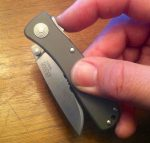 SOG Twitch II pocket folding knife