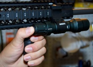 Blackhawk Light Mount and Legacy Tactical Light (5)