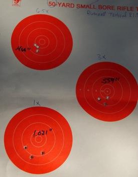 Bushnell Elite Tactical 1 6 5x24 zoom zero shift