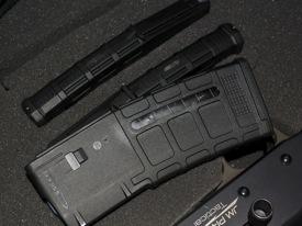 Crimson Trace M3GI Gear Magpul PMAG Window