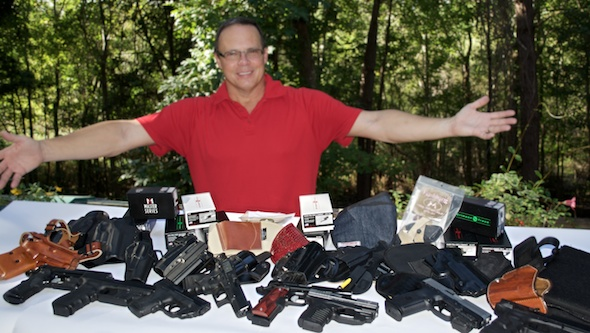 Finding Holsters For Light And Laser Equipped Handguns: The