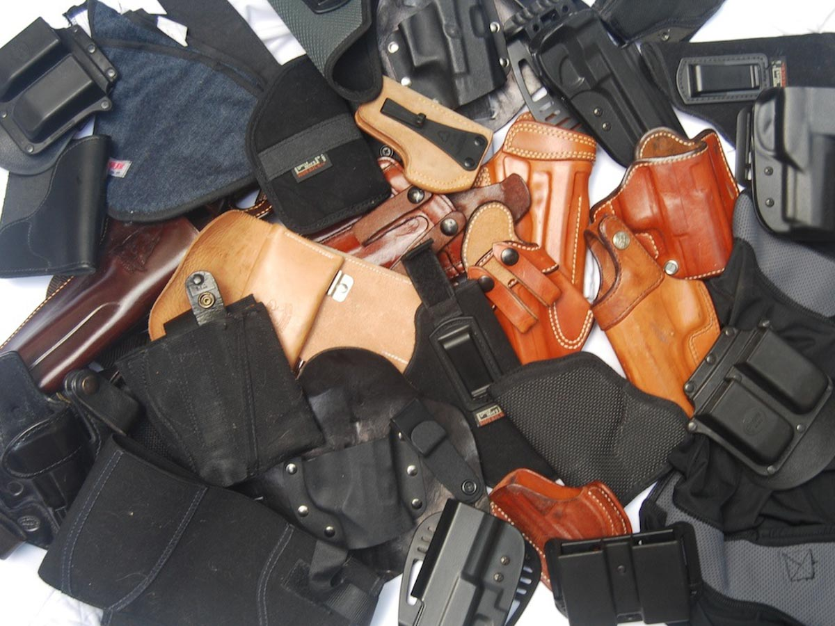 How do you choose which holster is right for you?