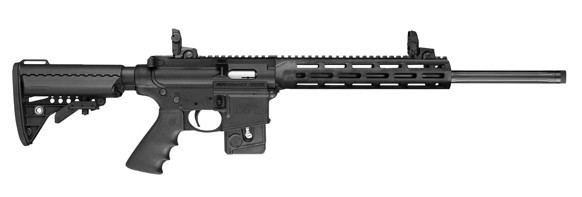 Smith & Wesson's M&P15-22 Performance Center Rifle