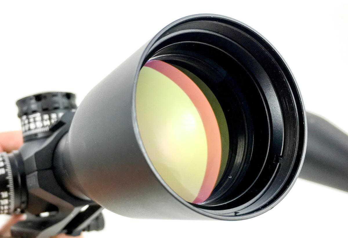 Scopes may look straightforward on the outside, but there's a lot going on inside.