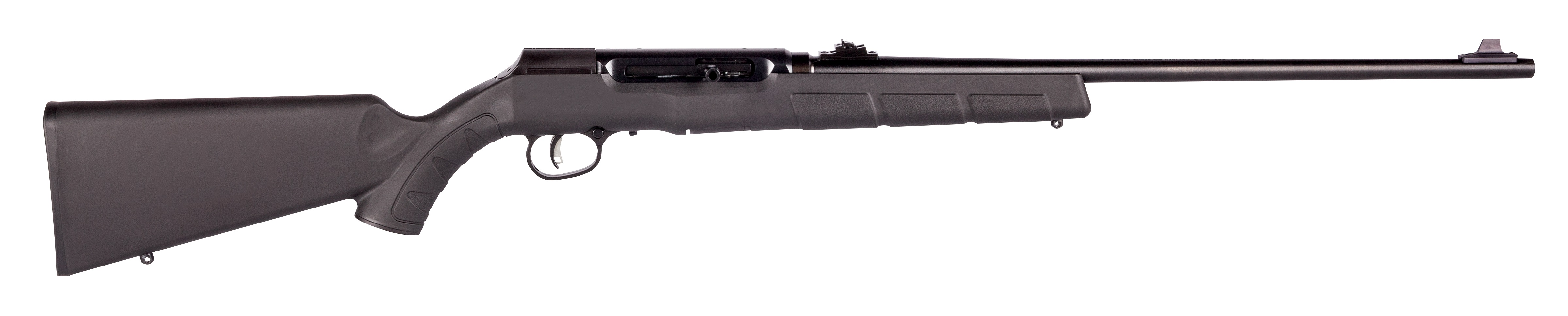 Savage's new A22 semi-auto rifle chambered in .22LR.