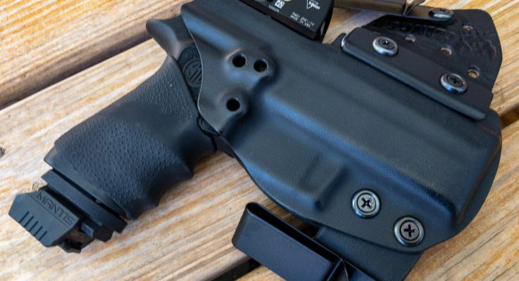 Concealed Carry Tips: What's Hurting Your Holster Draw?