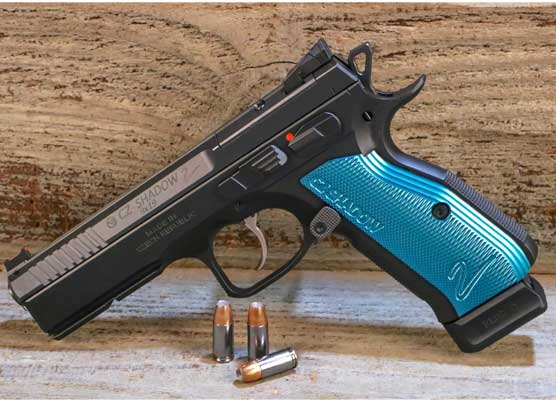 The CZ Shadow 2 OR